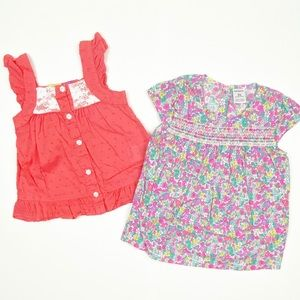 Penelope Mack and Carter's Spring 3T Top